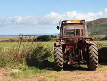 Agricultural Tractor Stock Images