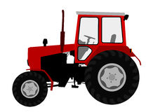 Agricultural tractor, farm vehicle Royalty Free Stock Image