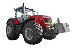 Agricultural tractor Royalty Free Stock Images