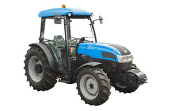 Agricultural tractor Royalty Free Stock Photography