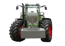 Agricultural tractor Stock Photography