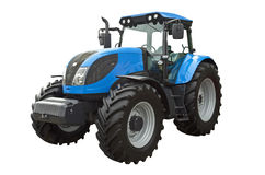 Agricultural tractor Stock Photo