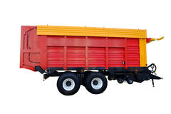 Agricultural trailer Stock Images