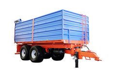 Agricultural trailer Royalty Free Stock Photography