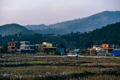 Agriculture, Asia, Background Stock Image