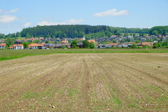Agriculture in bavaria Royalty Free Stock Photography