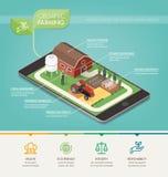 Agriculture biologique illustration libre de droits