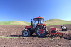 Agriculture in China Royalty Free Stock Photos