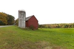 Agriculture de la grange Images libres de droits