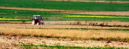 Agriculture - entraîneur Photos stock