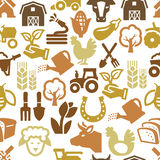 Agriculture and farming Stock Photography