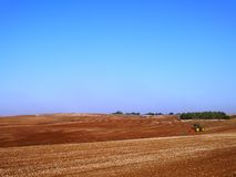 Agriculture in Italy Royalty Free Stock Photo