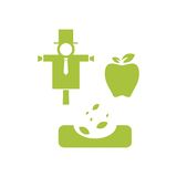 Agriculture Logo Template Photographie stock