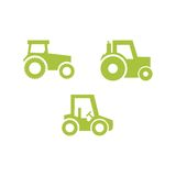 Agriculture Logo Template Stock Photos