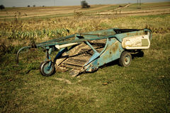 Agriculture machine Royalty Free Stock Photography