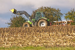 Agriculture machine Stock Images