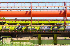Agriculture machine detail Royalty Free Stock Photography