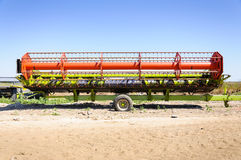 Agriculture machine Royalty Free Stock Images
