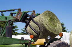 Agriculture machinery Royalty Free Stock Images