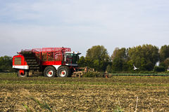 Agriculture machines Stock Image