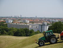 Agriculture in Munich Stock Photo