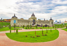 Agriculture palace in kazan Stock Image