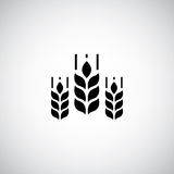 Agriculture symbol Stock Image
