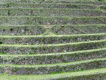 Agriculture terraces of Machu Picchu. Peru Royalty Free Stock Image
