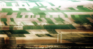 Agriculture - texture visible image stock
