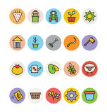 Agriculture Vector Icons 6 Stock Image