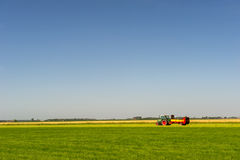 Agriculturist przy pracą Obraz Royalty Free
