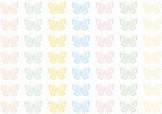 agrid χρωματισμένη πεταλούδε&sig Στοκ εικόνα με δικαίωμα ελεύθερης χρήσης