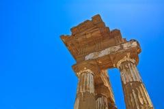 Agrigent - Tempeltal Stockfotos