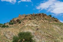Agrigento Świątynny dolinny Włochy Sicily Fotografia Royalty Free
