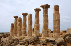 Agrigento Royalty Free Stock Photography