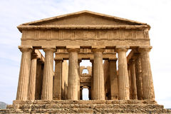 Agrigento Royalty Free Stock Images