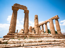 Agrigento Royalty Free Stock Photos