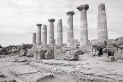 Agrigento Zdjęcie Royalty Free