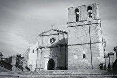 agrigento chiesa kościelny di Italy Lawrence Lorenzo święty San Obraz Royalty Free