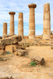 Agrigento, Italy Stock Images