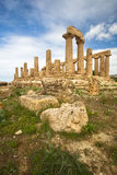 Agrigento, Juno Temple Stock Photography
