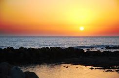 agrigento leone San słońca Zdjęcia Royalty Free