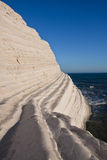 Agrigento - Scala dei Turchi Royalty Free Stock Images