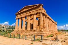 Agrigento, Sicilia Immagine Stock Libera da Diritti