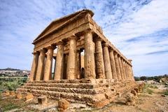 Agrigento, Sicily Fotografia Royalty Free