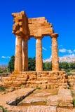 Agrigento, Sicily Zdjęcia Stock