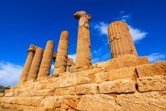 Agrigento, Sicily Royalty Free Stock Photos
