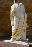 Agrigento, Sicily, Włochy, dolina świątynie Obrazy Stock