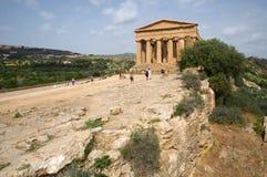 Agrigento, Sicily, Włochy Obraz Stock