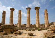 Agrigento, Sicily, Włochy Zdjęcie Royalty Free